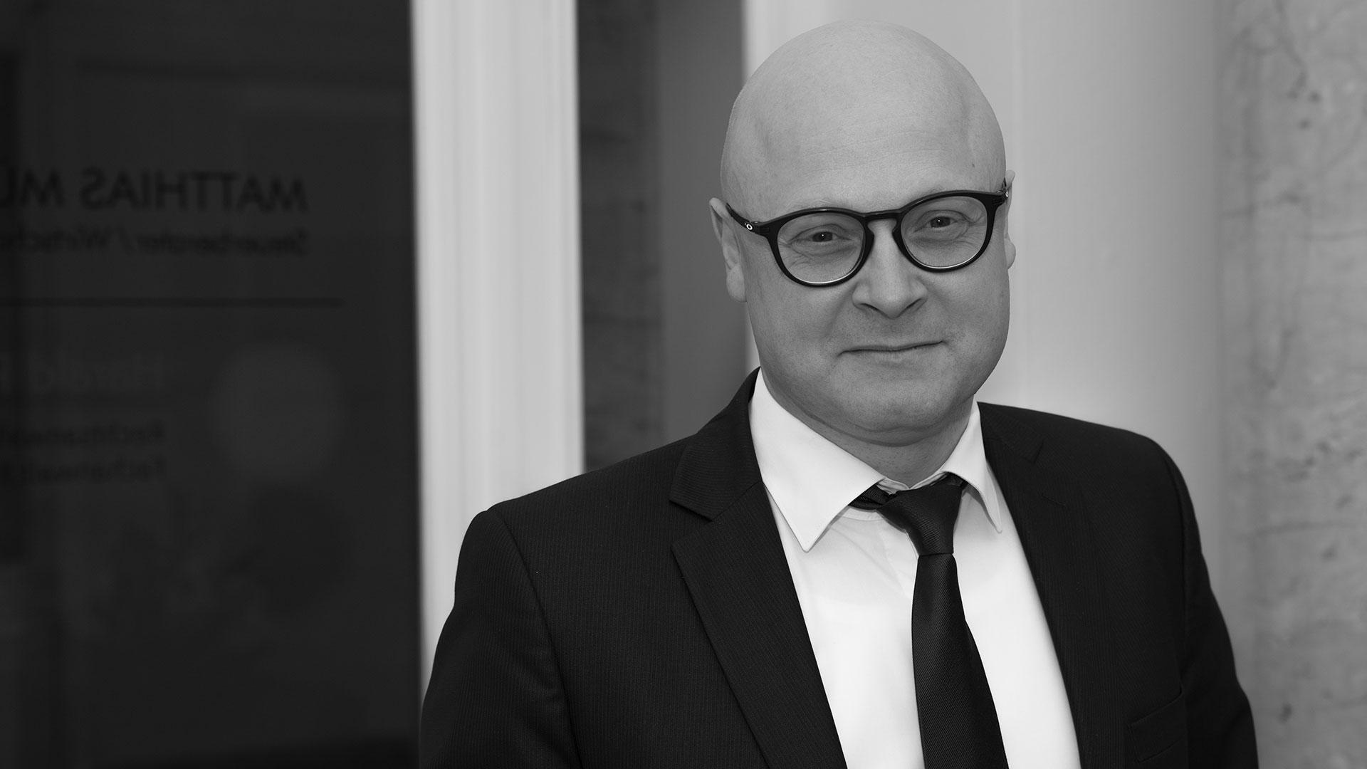 Harald Roos, Fachanwalt für Strafrecht